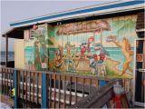 Outdoor Mural Paint Exterior Mural Picture Of Crabby Joe S Daytona Beach Shores