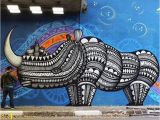 Outdoor Mural Paint Street Art by Cadumen Sao Paulo Brazil Art Mural Graffiti