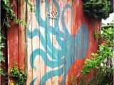 Outdoor Murals for Fences Painted Houses & Exterior Home Painting Ideas with A Sea theme