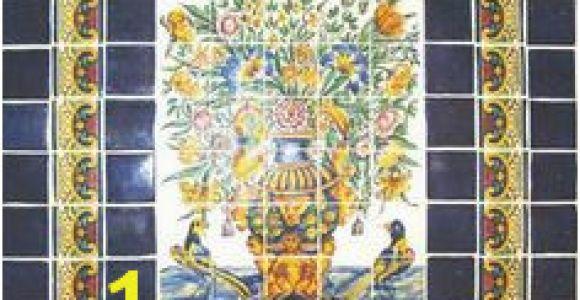 Outdoor Spanish Tile Murals 86 Best Mex Murals Images
