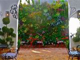 Outdoor Wall Murals for the Garden Living Wall In Miami Living Walls