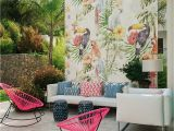 Outdoor Wall Murals for the Garden Wall&dec² at Made Expo Essential Wallpaper Style Colors