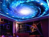 Outer Space Ceiling Murals Aliexpress Kup Universe Space Ceiling Murals Wallpaper 3d