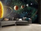 Outer Space Ceiling Murals Outer Space Wall Mural Wallpaper Inn Store