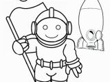 "Outerspace Coloring Pages Icolor ""little Kids Around the World"" Outer Space"