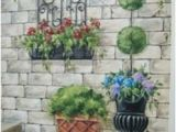 Outside Murals for Walls Secret Garden Mural Painted Fences Pinterest