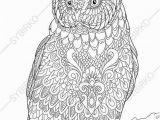 Owl Color Pages for Adults Coloring Pages for Adults Owl Eagle Owl Adult Coloring