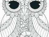 Owl Color Pages for Adults Pin by Reneenwillie On Adult Coloring Pages
