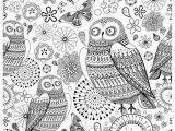 Owl Coloring Pages for Adults to Print Printable Owl Coloring Pages Best Free Owl Coloring Pages
