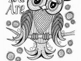 Owl Coloring Pages to Print for Adults Free Coloring Page 015 Fw D006 Adult Coloring Pages