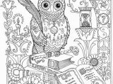 Owl Coloring Pages to Print for Adults Owl Coloring Pages for Adults Free Detailed Owl Coloring Pages