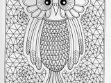 Owl Mandala Coloring Pages for Adults Coloring for Adults Kleuren Voor Volwassenen