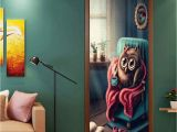 Owl Peel and Stick Wall Mural Amazon Cjzyy 3d Wall Stickers for Kids Room Removable