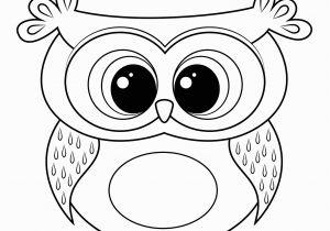 Owl Printable Coloring Pages Cartoon Owl Coloring Page Free Printable Coloring Pages