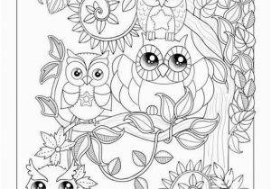 Owl Printable Coloring Pages Free Owl Coloring Pages Free Owl Coloring Pages New Printable