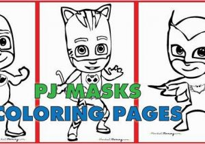 Owlette Pj Masks Coloring Page Free Pdf Of Pj Masks Coloring Pages Catboy Gekko