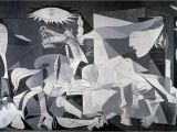 Pablo Picasso Mural the Horrible Inspiration Behind One Of Picasso S Great Works Guernica