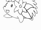 Pachirisu Coloring Pages Free Printable Pokemon Coloring Pages for Kids
