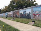 Paducah Flood Wall Murals Floodwall Murals In Paducah Ky Picture Of Floodwall