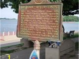 Paducah Flood Wall Murals Paducah Flood Wall Historical Marker Picture Of Floodwall