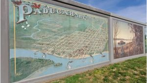 Paducah Ky Flood Wall Murals Paducah Flood Wall Mural Picture Of Floodwall Murals