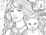 Pagan Witch Coloring Pages for Adults 17 Best Images About Witch Coloring On Pinterest