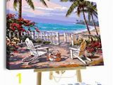 Paint by Number Wall Mural Kits Amazon Paint by Numbers for Adults Framed Canvas and