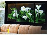Paint by Number Wall Mural Kits Calla Lilies Triptych