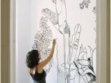 Paint Pens for Wall Murals 10 Fun Feature Walls for the Home Pinterest