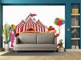 Paint Splatter Wall Mural Amazon Iprint Wall Mural Sticker [ Circus Decor