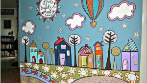 Painted Wall Murals Near Me 130 Latest Wall Painting Ideas for Home to Try 39