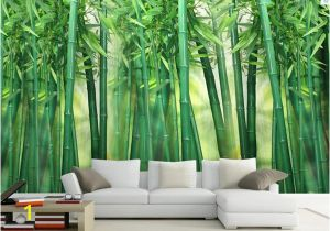 Painting A forest Wall Mural Custom Wallpaper Bamboo forest Art Wall Painting Living Room Tv Background Mural Home Decor 3d Wallpaper for Wallpaper for