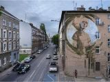 Painting A Mural On A Textured Wall these are the Best Murals Of 2019 Street Art todaystreet