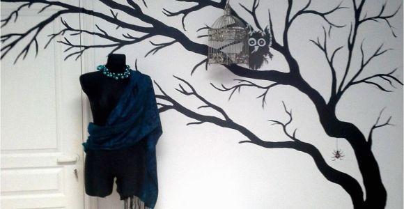 Painting A Tree Mural ☾ …twilight… ☾ Genealogical Genius Pinterest