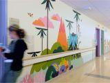 Painting Kids Wall Murals Mattel Children S Hospital Phase 2