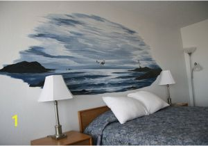 Painting Murals On Bedroom Walls Most Rooms Have A Hand Painted Mural On the Wall Above Your