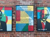 Painting Murals On Brick Walls Honoring A Legacy Richmondmagazine