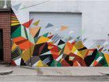 Painting Murals On Exterior Walls Matt W Moore Exterior Of Open Bicycles In sommerville