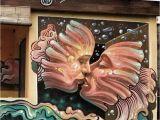 Painting Murals On Walls Outside Wild Drawing Art De La Rue
