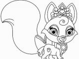 Palace Pets Free Coloring Pages Disney Princess Palace Pet Coloring Page Of Nuzzles