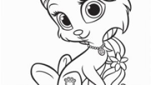 Palace Pets Free Coloring Pages Disney S Princess Palace Pets Free Coloring Pages and