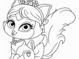 Palace Pets Free Coloring Pages Princess Palace Pets Coloring Page Of Plumdrop