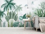 Palm Leaf Wall Mural Pin On Home & Interiors