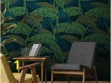 Palm Leaf Wall Mural Pin On Wall Murals