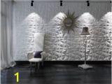 Panneau Mural 3d Wall Art Panneau Mural 3d Angly  Peindre Pack De 3m² Lot De 12 Pi¨ces