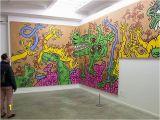 Panoramic Wall Mural Groupon Kunst Paris Widmet Keith Haring Große Retrospektive Focus Line