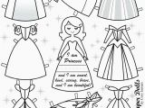 Paper Dolls Print Outs Coloring Pages Princess Paper Dolls Printable Best Paper Doll Clothes Coloring