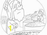 Parable Of the Rich Fool Coloring Page 42 Best Parable Of Rich Fool Images