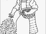 Parable Of the sower Bible Coloring Pages Parable the sower Coloring Page Coloring Home