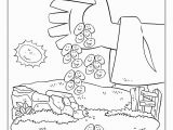 Parable Of the sower Coloring Page Bible Activity Pages the Parable Of the sower